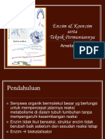 3 Teknik Pemurnian Enzim, Enzim & Koenzim