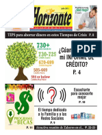 Horizonte Cooperativo Ed. 2015 07