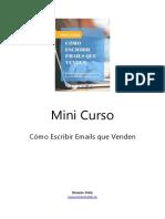 Mini Curso Cómo Escribir Emails Que Venden 1