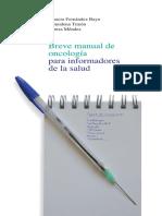 Breve Manual de Oncologia Informadores Salud