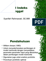 Model Indek tunggal.ppt