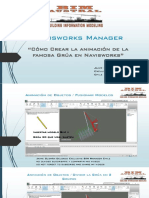 Navisworks Cómo Crear Animación Con Grúa JGD BIM Manager
