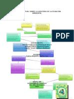 Mapa Conceptual Sobre La Hisotiria de La Eduación Ambiental