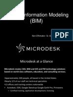 NYU BIM Overview