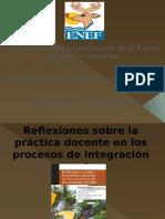 Reflexiones Sobre La Práctica Docente en Los Procesos. Horacio Belgich. (1)