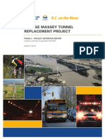 Massey - Phase 3 Consultation Summary Report March 2016