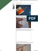 Periquitos Australianos - ¿Como Hacer Un Arnes Para Nuestro Periquito_(Como Uso Terapéutico) - Jaulas y Accesorios
