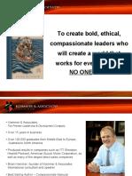 Klemmer and Associates | Champions Workshop | Brian Klemmer