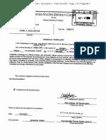 Daniel Woolverton Criminal Complaint