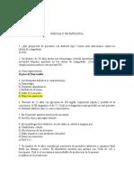 Parcial II de Patologia