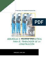 Seguridad e Higiene Industrial Para El Trabajador de La (1)