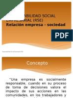 RSE-Relación Con El Entorno