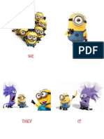 Minion Pronoun