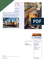 Locomotora Alco Rsd-16