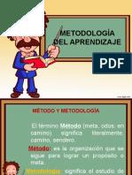 UPAP Metodología Del Aprendizaje