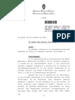 """""""ASOCIACION PARA LA PROTECCION DEL MEDIO AMBIENTE Y EDUCACION ECOLOGICA 18 DE OCTUBRE C/ PROVINCIA DE BS. AS. S/ INCONST. LEY 14.516"""""""