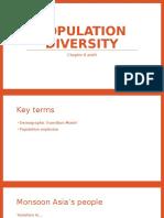 population diversity-monsoon asia