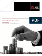 India's Stock of Commercial Real Estate Report Jun2014