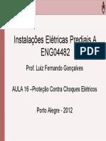 ENG04482 Aula 16 Protecao Contra Choques