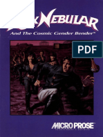 Rex Nebular Manual