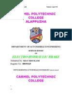 Electro Hydraulicbrake.doc