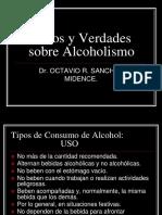 Mitos y Verdades Sobre Alcoholismo