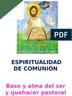 3. Espiritualidad de La Comunión