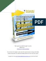 Subjective CommunicationML