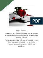 Amor a La Poesia