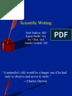 Scientific Writing