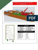 Drill Pad Layout