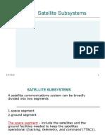 Satellite Sub System