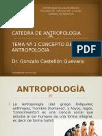 Tema 1 - 2 Antropologia