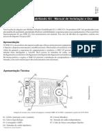 Manual Módulo Isolador Microsol MIE100