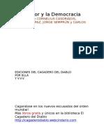 Octavio Paz - El Escritor y La Democracia