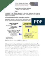 Lab Module 1 PDMS
