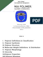 Bab 1 Kimia Polimer