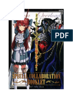 Altina X Overlord Special Collaboration Booklet