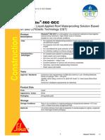 PDS Sikalastic-560 GCC