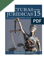 Revista Lecturas Juridicas15