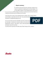 Internship Report Asifali