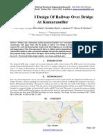 Analysis and Design of Railway Over Bridge at Kumaranellur-1231