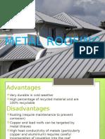 Roofing Presentation