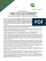 CAMBIA VOLTO AD ALESSANDRIA progetto didattico per le Scuole Primarie (17/03/2016)