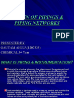 Piping Design