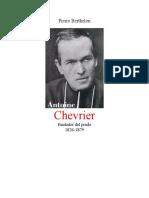 Antoine Chevrier Biografia
