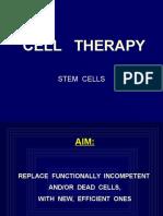 Cell Therapy-seminar 2014 May