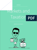Market and Taxation