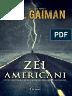 Neil Gaiman - Zei Americani