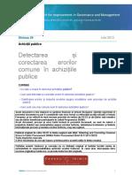 Brief29 CommonErrorsinPP Rom